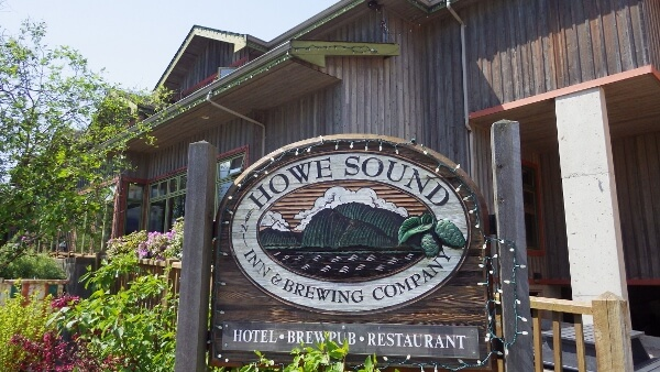 Visit The Howe Sound Brew Pub Squamish BC