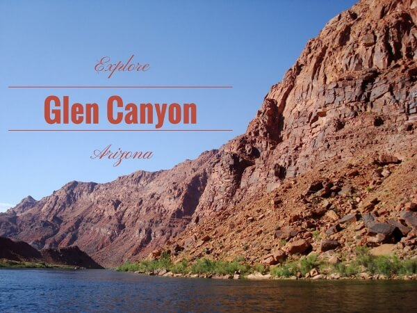 Images of Glen Canyon in Arizona