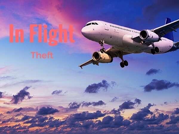 Beware of In Flight Theft On Your Next Flight