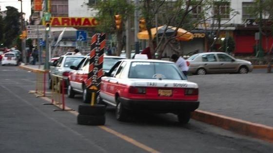 Official Taxi Stand