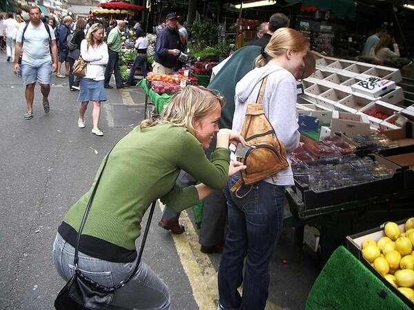 Pickpocket Thief