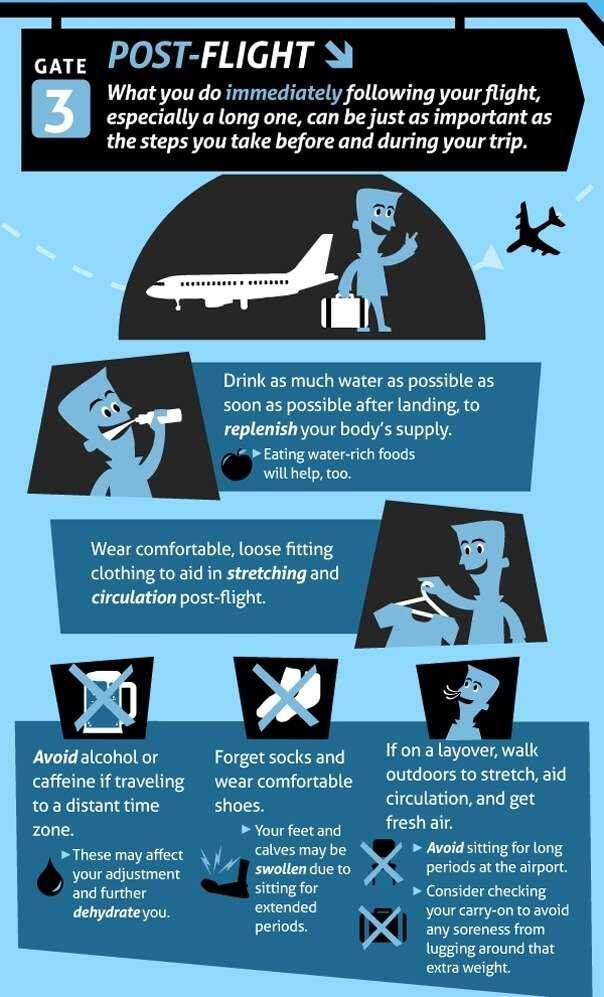 Plane travel tips