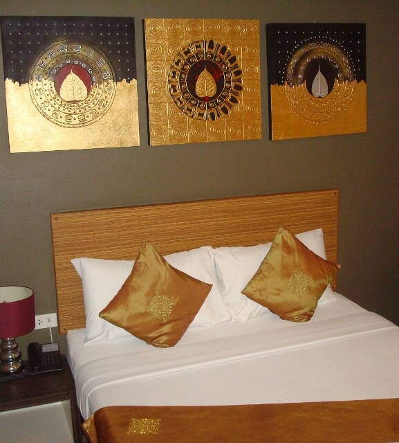 Sleep Withinn Bangkok Standard Room