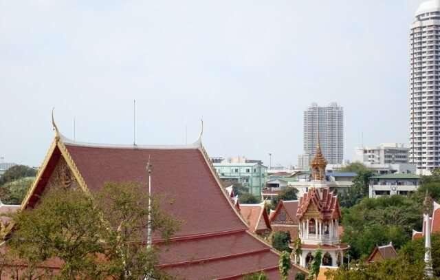 Bangkok Thailand City View