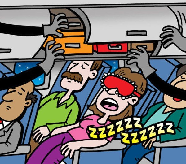 air travel theft