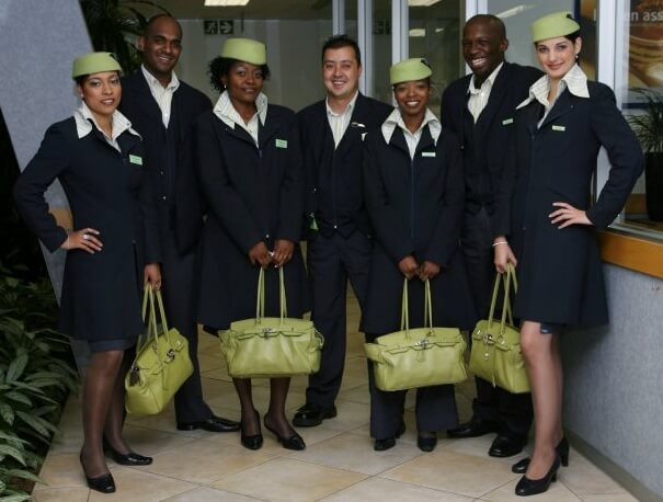 kulula airlines crew
