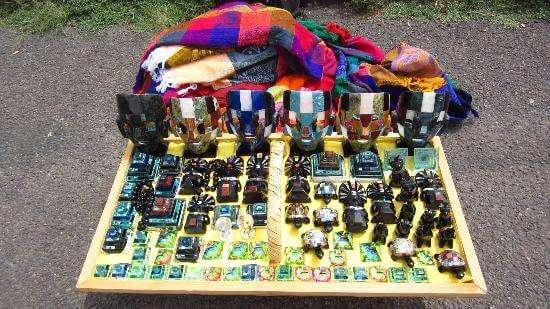 teotihuacan souvenir vendors