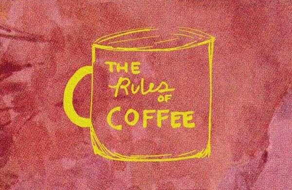 Coffee Etiquette