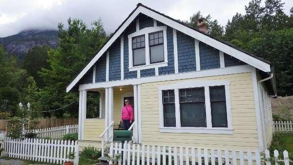 Heritage Home West Coast Railway Heritage Park