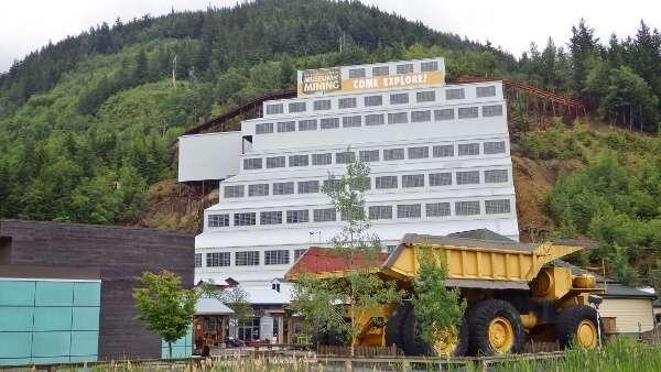 Historic Britannia Mine