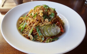 Kung Pau Noodle Bowl