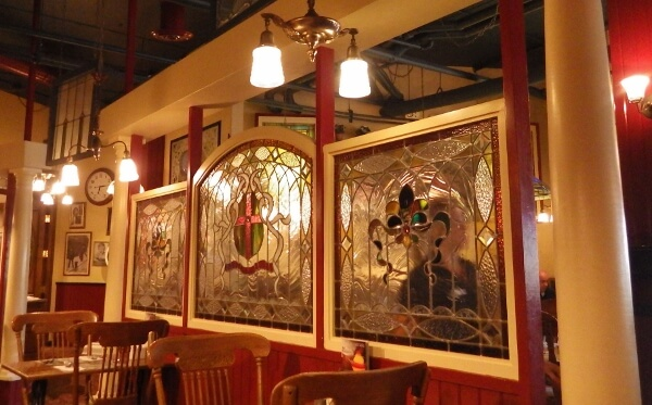 Old Spaghetti Factory Whistler BC