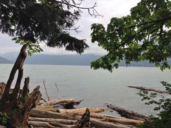 Porteau Provincial Marine Park