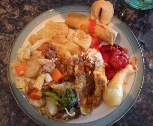 Prawn Garden Mission BC Dinner