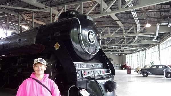 Royal Hudson West Coast Railway Heritage Park