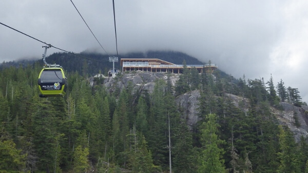 Sea to Sky Gondola Squamish BC