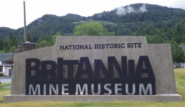 Visit Britannia Mine Museum in British Columbia