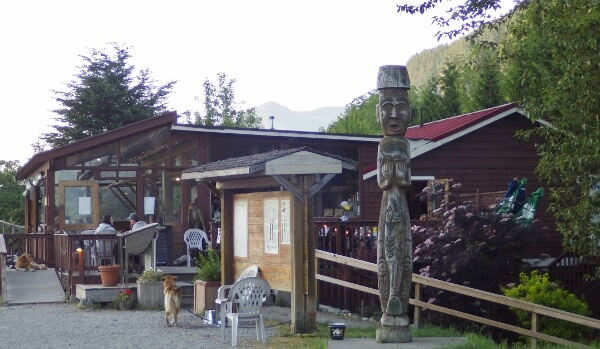 Enjoy The WaterShed Bar Grill in Squamish BC