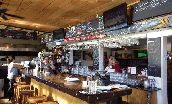 Watershed Bar Squamish BC