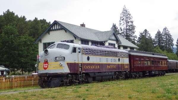 West Coast Railway Heritage Park Squamish