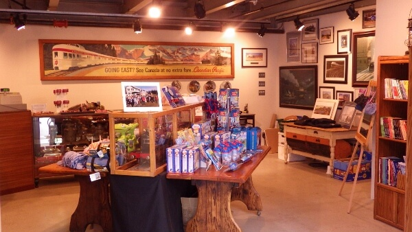West Coast Railway Heritage Park Store