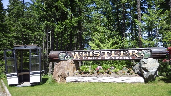 Whistler RV Park and Campgrounds