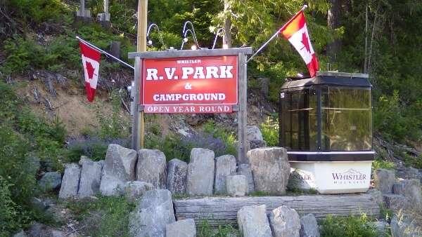 Whistler RV Park