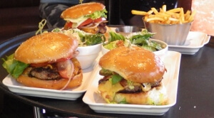 gourmet burgers earls restaurant whistler bc