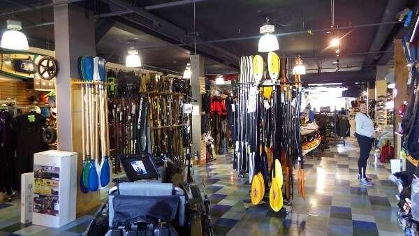 Ocean River Sports Victoria BC