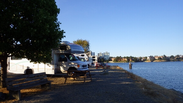 Westbay Marine Village RV Park