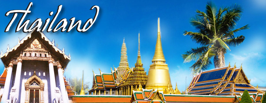 Travel to Thailand Banner