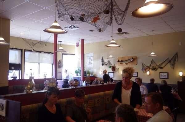 Aioli Restaurant Parksville BC