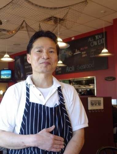 Aioli Seafood Restaurant Owner