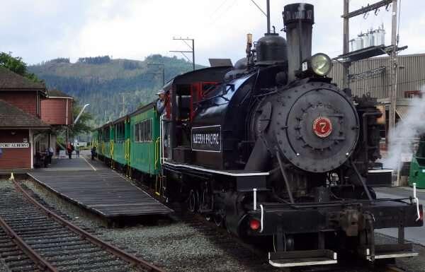 Alberni Pacific Steam Railway