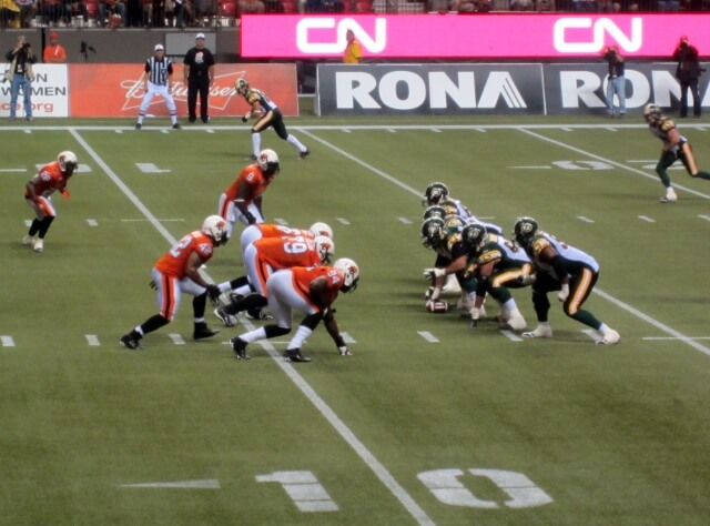 Catch a BC Lions Football Game in Vancouver