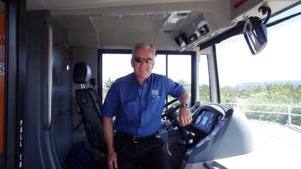 CVS Tours Bus Driver