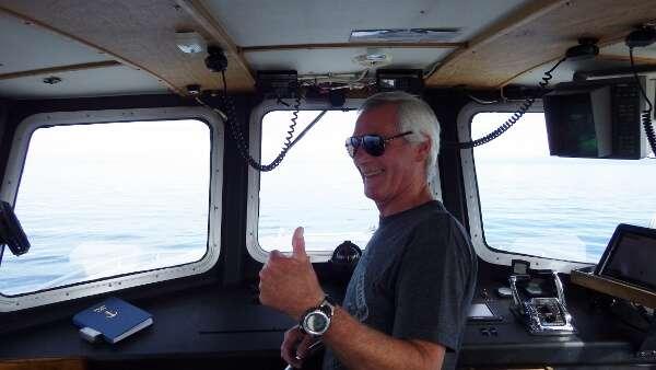 Captain Bill Mackay Whale Watching Tour