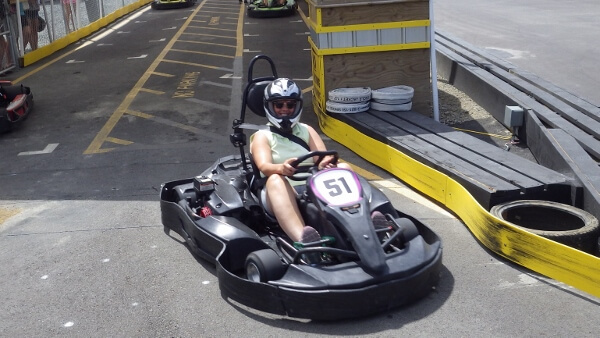 Fast Time Grand Prix GoKarts Parksville BC