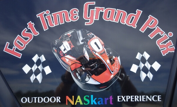 Fast Time Grand Prix Go Karting in Parksville BC