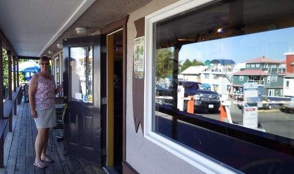 Gaby's Seaside Restaurant Esquimalt BC