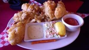 Gaby's Seaside Restaurant Fresh Oysters