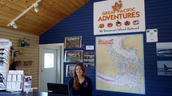 Orca Spirit Adventures Staff