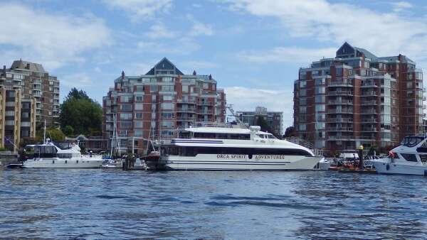 Orca Spirit Adventures Vessel