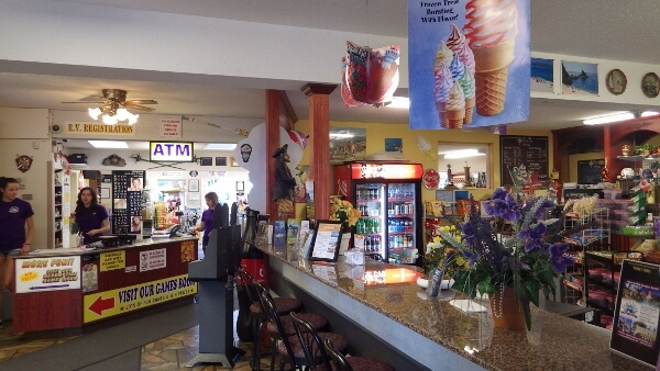 Paradise Fun Park Store