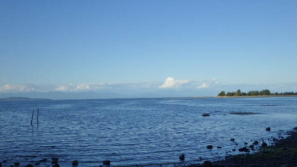 Parksville Beach British Columbia