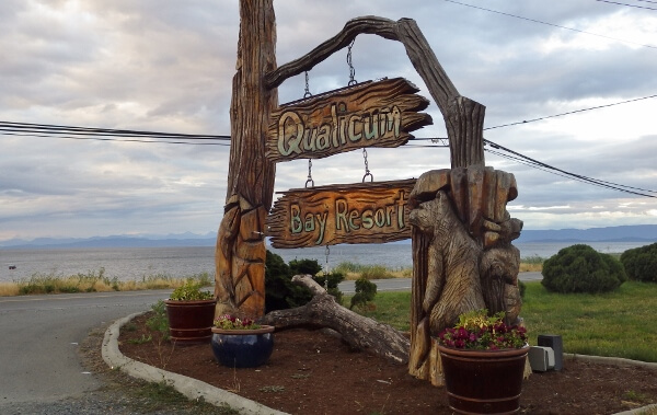 Discover Qualicum Bay Resort Campground in BC