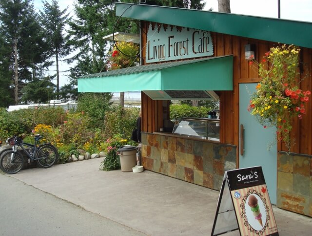 Living Forest Campground Cafe