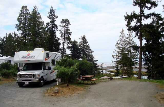 great camping at living forest campground in nanaimo gr8. Black Bedroom Furniture Sets. Home Design Ideas