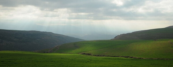 Atlas Mountains Valleys