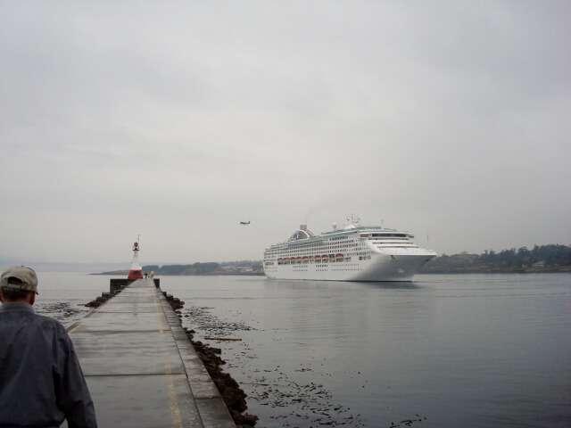 Ogden Point Victoria BC